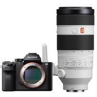 Für weitere Info hier klicken. Artikel: Sony Alpha 7R II (ILCE-7RM2) + SEL 100-400mm f/4,5-5,6 GM OSS Sony FE-Mount