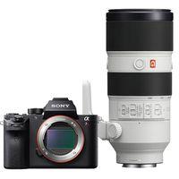 Für weitere Info hier klicken. Artikel: Sony Alpha 7R II (ILCE-7RM2) + SEL 70-200mm f/2,8 GM OSS Sony FE-Mount