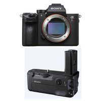 Für weitere Info hier klicken. Artikel: Sony Alpha 7R III (ILCE-7RM3) Gehäuse + Batteriegriff VG-C3EM