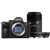 Für weitere Info hier klicken. Artikel: Sony Alpha 7R III + Sigma 105mm f/2,8 + MC-11 Converter