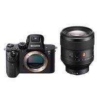 Für weitere Info hier klicken. Artikel: Sony Alpha 7S II (ILCE-7SM2) + SEL 85mm f/1,4 GM