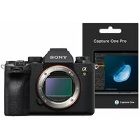 Für weitere Info hier klicken. Artikel: Sony Alpha 9 II + Capture One Pro 20