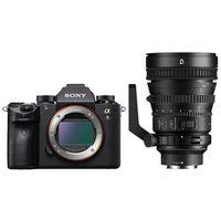 Für weitere Info hier klicken. Artikel: Sony Alpha 9 (ILCE-9) + SEL 28-135mm T/4,0 Sony FE-Mount