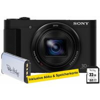 Für weitere Info hier klicken. Artikel: Sony Cybershot DSC-HX 90V Special Edition schwarz