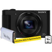 Sony Cybershot DSC-HX 90V Special Edition schwarz