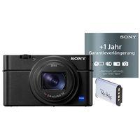 Sony CyberShot DSC-RX 100 VI inkl. 2ter Akku + Sony Garantieverlängerung
