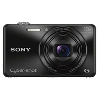 Sony CyberShot DSC-WX 220 schwarz