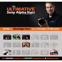 Für weitere Info hier klicken. Artikel: Sony der Ultimative Alpha Kurs Einsteiger (Level 1)