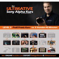 Für weitere Info hier klicken. Artikel: Sony der Ultimative Alpha Kurs Profi (Level 3)