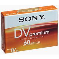 Für weitere Info hier klicken. Artikel: Sony DV-Kassette DVM-60 Premium