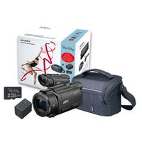 Sony FDR-AX 53 inkl. Tasche + Akku + 32GB Karte