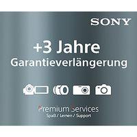 Sony Garantieverlängerung um 3 weitere Jahre