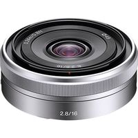 Sony SEL 16mm f/2,8 Sony E-Mount
