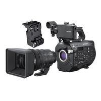 Für weitere Info hier klicken. Artikel: Sony PXW-FS7M2K mit SEL P 18-110 G XDCAM 4K Camcorder mit E-Mount System + XDCA-FS7 Erweiterungsmodul