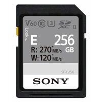 Für weitere Info hier klicken. Artikel: Sony SDXC-Karte Class10 UHS II 256 GB