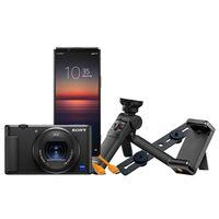 Für weitere Info hier klicken. Artikel: Sony Vlog-Kamera ZV-1 + Sony Xperia 1 II Streaming Kit
