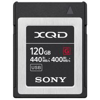 Sony XQD G-Serie 120 GB