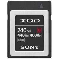 Für weitere Info hier klicken. Artikel: Sony XQD G-Serie 240 GB