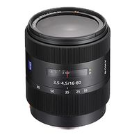 Für weitere Info hier klicken. Artikel: Sony AF Zeiss Vario-Sonnar T* 16-80mm f/3,5-4,5 DT Sony A-Mount