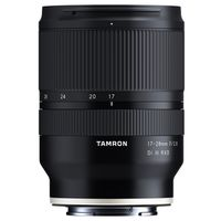 Tamron AF 17-28mm f/2,8 Di III RXD Sony FE-Mount