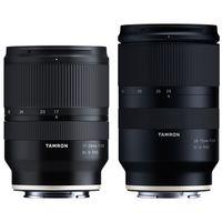 Tamron Objektivset AF 17-28mm f/2,8 Di III RXD + AF 28-75mm f/2,8 Di III RXD Sony FE-Mount