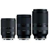 Für weitere Info hier klicken. Artikel: Tamron Objektivset AF 17-28mm f/2,8 Di III RXD + AF 28-75mm f/2,8 Di III RXD + AF 70-180mm f/2.8 Di III VXD