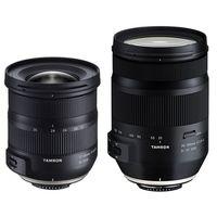 Für weitere Info hier klicken. Artikel: Tamron Objektivset AF 17-35mm f/2,8-4 Di OSD + 35-150mm f/2,8-4,0 Di VC OSD Nikon FX