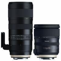 Für weitere Info hier klicken. Artikel: Tamron Profiset SP 24-70mm f/2,8 Di VC USD G2 + AF 70-200mm f/2,8 Di VC USD G2 SP Nikon FX