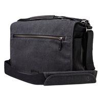 Für weitere Info hier klicken. Artikel: Tenba Tasche Cooper 15 Camera Bag Grey Canvas - Black Leather
