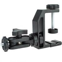 Für weitere Info hier klicken. Artikel: Tether Tools Rock Solid EasyGrip LG mittleres Klemmstativ für Kameras und Zubehör - Klemmbreite 60 mm