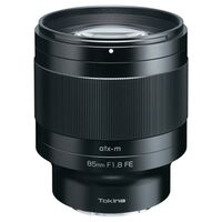 Für weitere Info hier klicken. Artikel: Tokina atx-m 85mm f/1.8 FE Sony FE