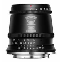 Für weitere Info hier klicken. Artikel: TTArtisan 17mm f/1,4 Nikon Z (APS-C)