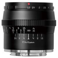 Für weitere Info hier klicken. Artikel: TTArtisan 50mm f/1,2 EF-M