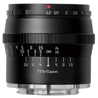 Für weitere Info hier klicken. Artikel: TTArtisan 50mm f/1,2 Fujifilm X