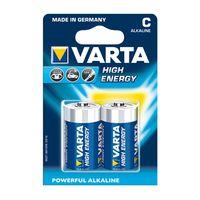 Varta High Energy C Baby 2er-Pack