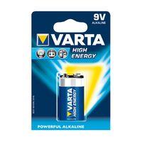 Varta High Energy E 9V-Block
