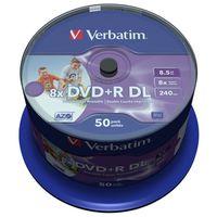 Für weitere Info hier klicken. Artikel: Verbatim DVD+R DL 8x ink 50-SP