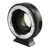 Für weitere Info hier klicken. Artikel: Viltrox NF M43X Lens Mount Adapter 0.71x