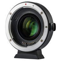 Für weitere Info hier klicken. Artikel: Viltrox Objektivadapter Autofokus EF FX2 Canon EF Fujifilm X