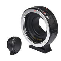 Viltrox Objektivadapter Autofokus EF M1 Canon EF Micro Four Thirds