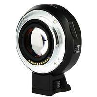 Für weitere Info hier klicken. Artikel: Viltrox AF Objektivadapter Speed Booster Canon EF Sony FE-Mount