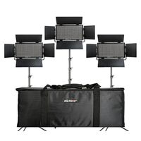 Für weitere Info hier klicken. Artikel: Viltrox VL D85T LED Light Triple Kit