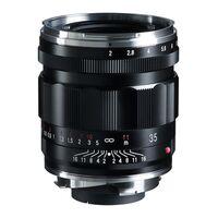 Für weitere Info hier klicken. Artikel: Voigtländer APO-Lanthar 35mm f/2,0 asphärisch schwarz Leica M