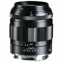 Für weitere Info hier klicken. Artikel: Voigtländer APO-Skopar 90mm f/2,8 schwarz Leica M