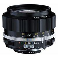 Für weitere Info hier klicken. Artikel: Voigtländer Nokton 58mm f/1,4 SLII-S (CPU) schwarz Nikon FX