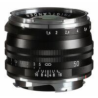 Für weitere Info hier klicken. Artikel: Voigtländer Nokton 50mm f/1,5 VM S.C. asphärisch schwarz Leica M