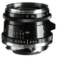 Für weitere Info hier klicken. Artikel: Voigtländer Ultron 2,0/28 mm Type II VM asphärisch schwarz Leica M
