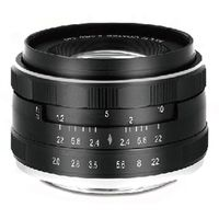 Für weitere Info hier klicken. Artikel: Voking Objektiv APS-C 50mm f/2,0 manueller Focus 49mm Sony E-Mount