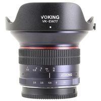 Für weitere Info hier klicken. Artikel: Voking Objektiv Ultra-Weitwinkel 12mm f/2,8 manueller Focus Micro Four Thirds