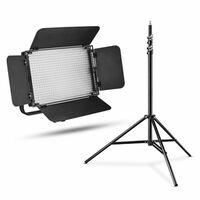 Für weitere Info hier klicken. Artikel: Walimex pro LED Niova 600 Plus Bi-Color + WT-806